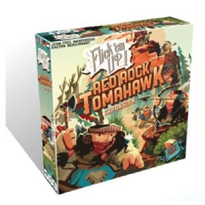 Flick 'em Up! : Red Rock Tomahawk Expansion